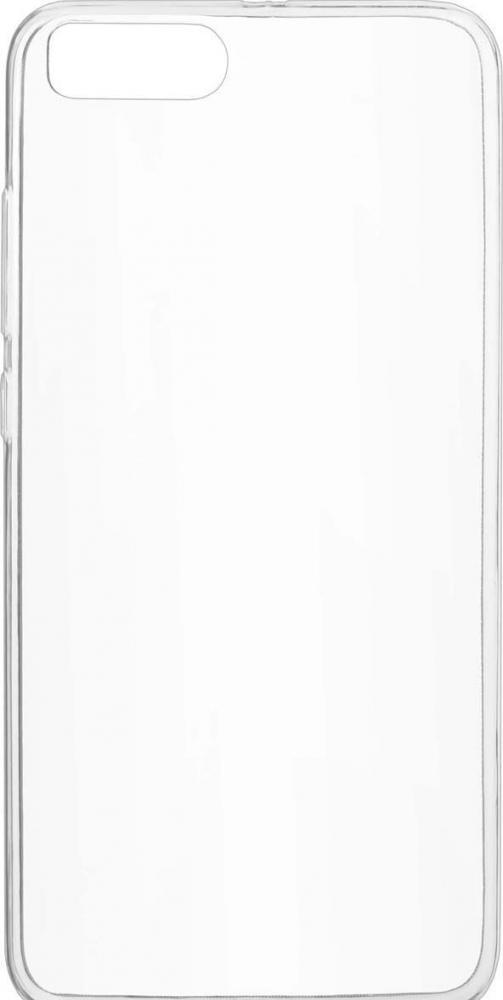 Силиконовый чехол для телефона skinBOX. Slim Silicone, для Xiaomi Mi Note 3, цвет прозрачный