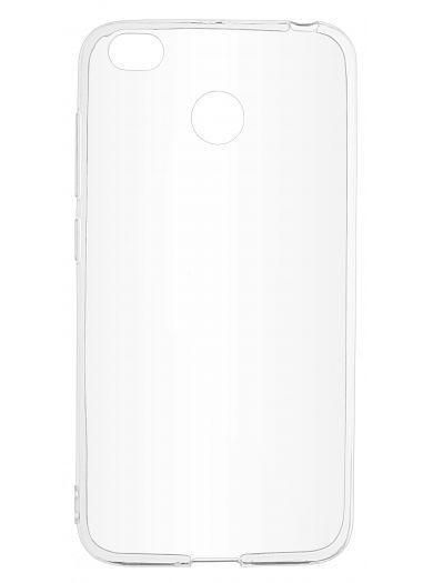 Силиконовый чехол для телефона skinBOX. Slim Silicone, для Xiaomi Redmi 4X, цвет прозрачный