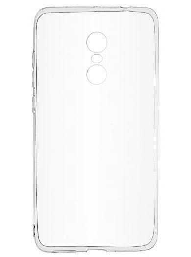 Силиконовый чехол для телефона skinBOX. Slim Silicone, для Xiaomi Redmi Note 4, цвет прозрачный