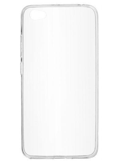 Силиконовый чехол для телефона skinBOX. Slim Silicone, для Xiaomi Redmi Note 5A (2Gb Ram/16Gb), цвет прозрачный