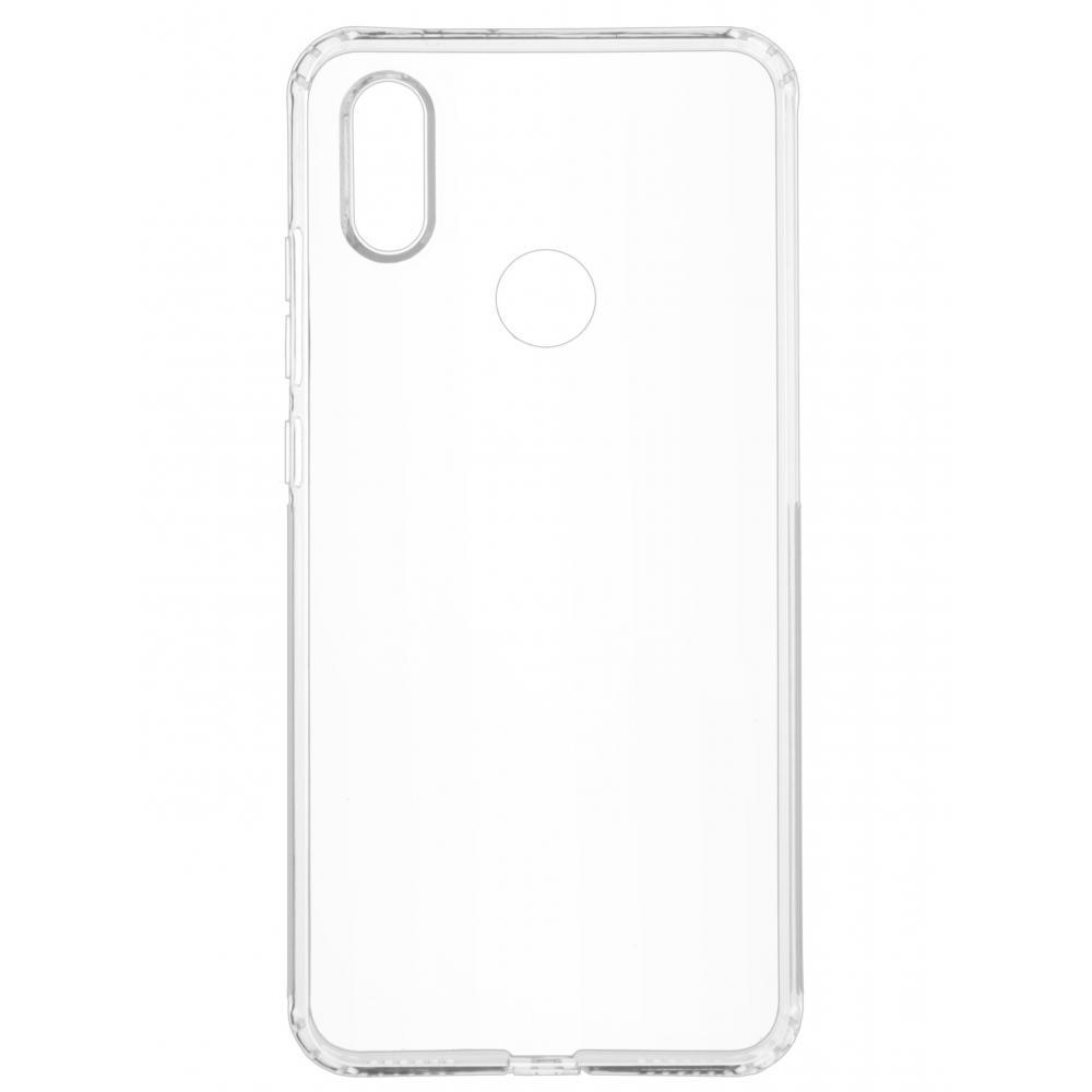 Силиконовый чехол для телефона skinBOX. Slim Silicone dustproof, для Xiaomi Mi 6X/A2, цвет прозрачный