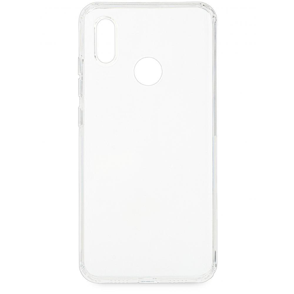 Силиконовый чехол для телефона skinBOX. Slim Silicone dustproof, для Xiaomi Mi 8, цвет прозрачный