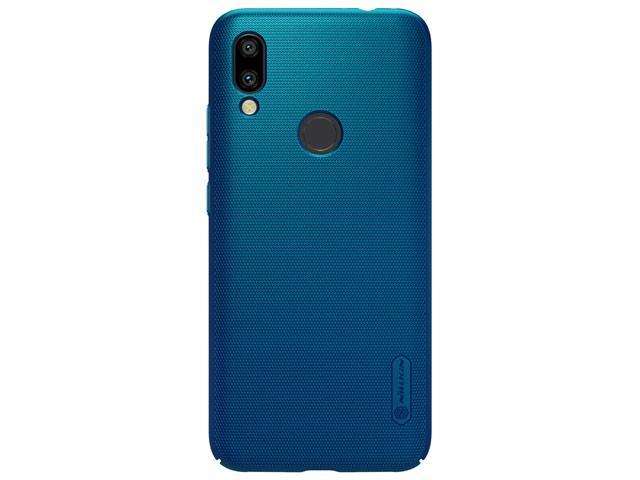 Чехол для телефона Nillkin Super Frosted, для Xiaomi Redmi 7, цвет синий