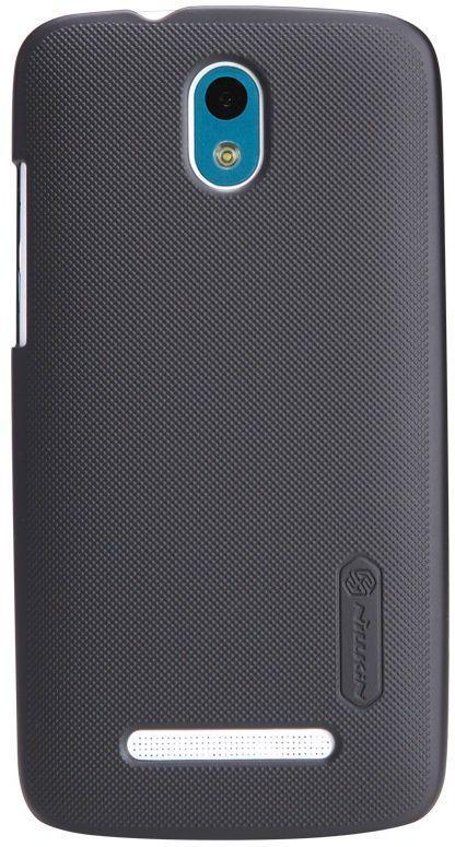 Чехол для телефона Nillkin Super Frosted, для HTC Desire 500, цвет черный