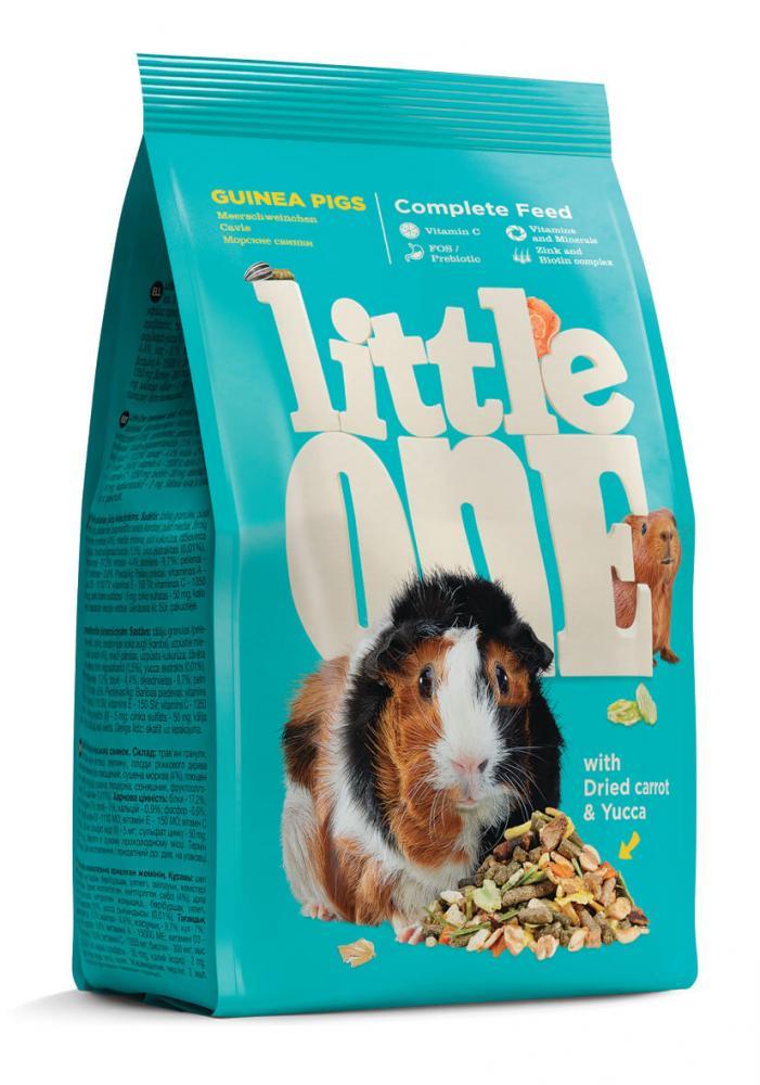 Корм для морских свинок Little One, 900 г