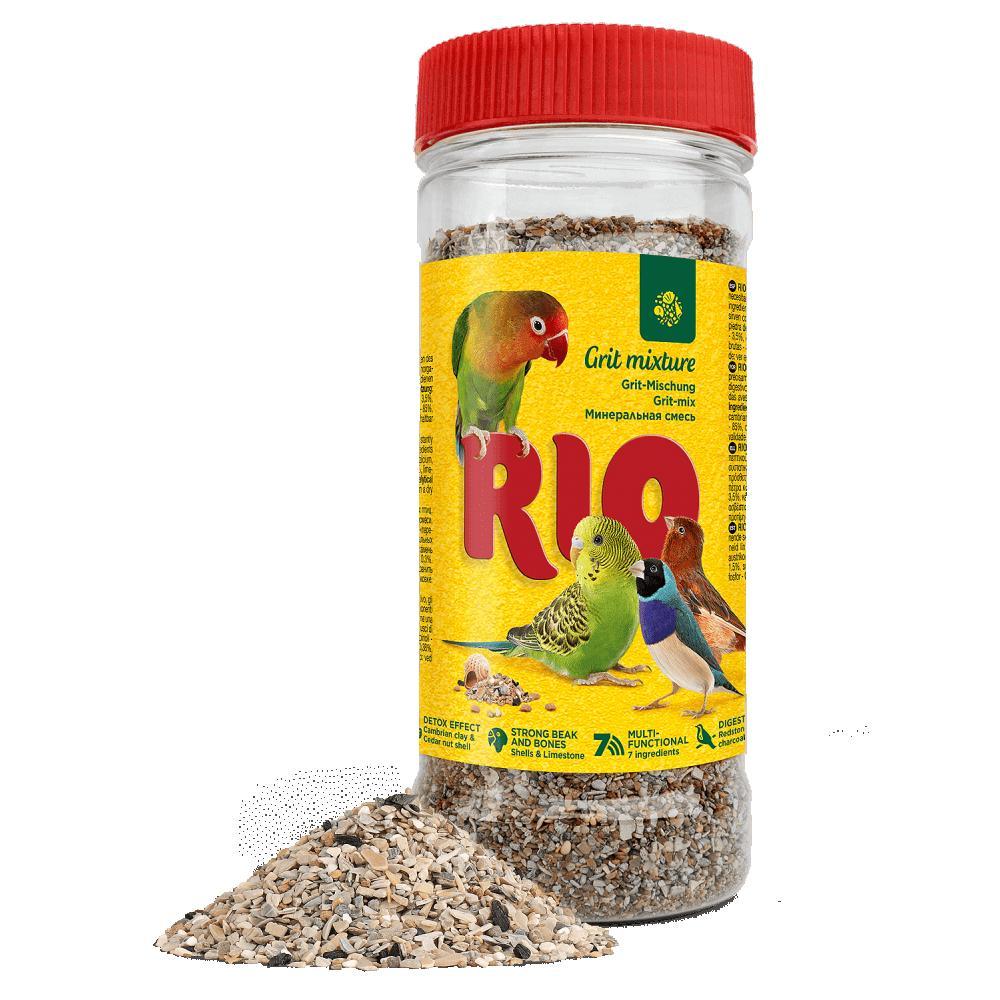 Минеральная смесь для всех видов птиц RIO, 520 г