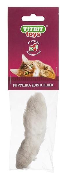 Игрушка для кошек TiTBiT Лапка пушистая