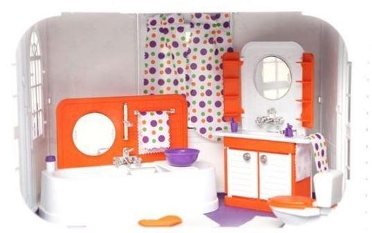 Ванная комната Конфетти