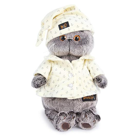 Мягкая игрушка Басик в пижаме, 19 см, арт. Ks19-024