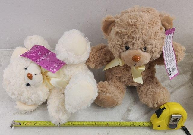 Мягкая игрушка Мишка, 19 см