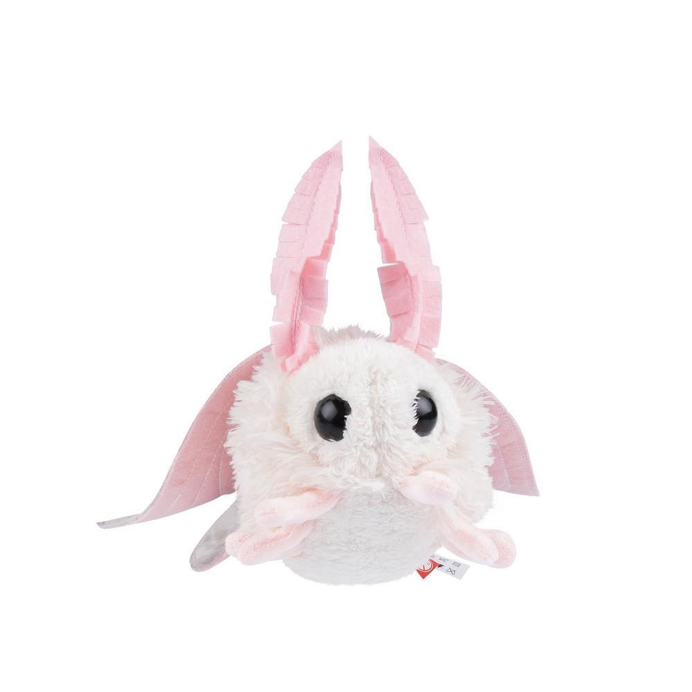 Мягкая игрушка Моль, розовая