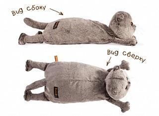 Мягкая игрушка Кот-подушка