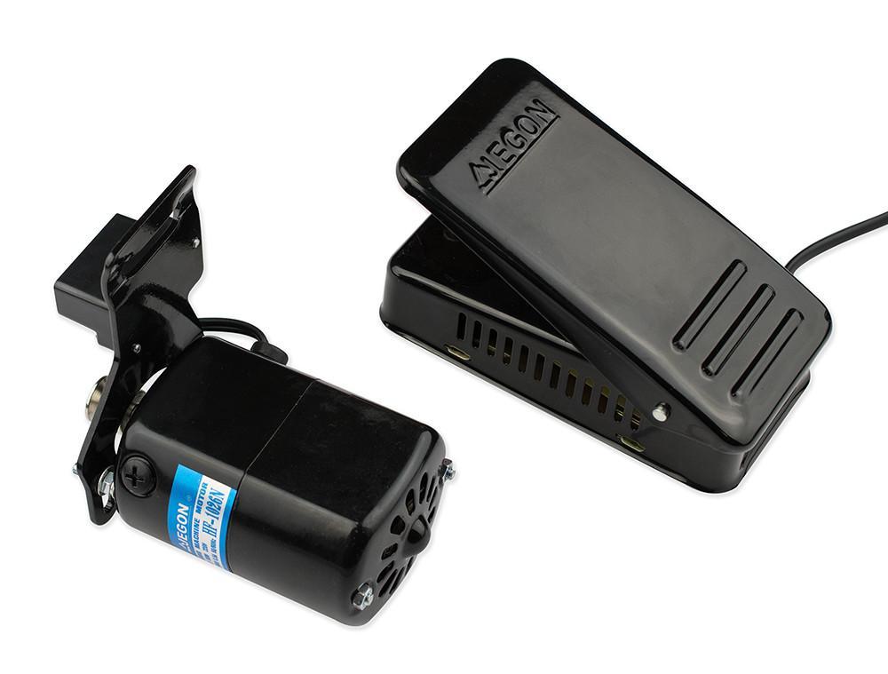 Электропривод с педалью для швейных машин Jegon HF-1026N