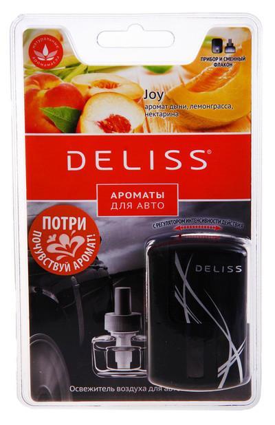 Автомобильный ароматизатор Deliss Joy, фруктовый аромат