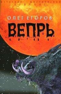 Книга «Вепрь» Егоров О.